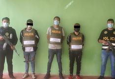 Huancavelica: Tras paciente labor de inteligencia detienen a presunto integrante de banda de asaltante de carreteras