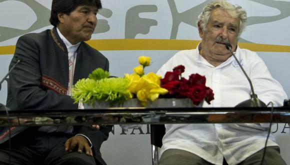 José Mujica defiende salida al mar de Bolivia