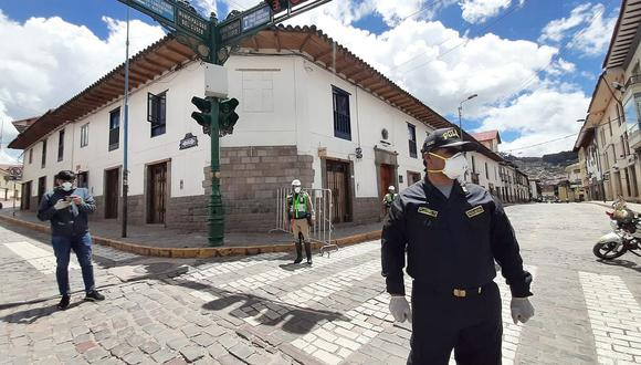Coronavirus: restos de turista fallecido no podrán salir de Cusco (VIDEO)
