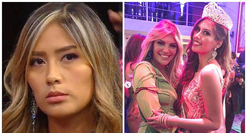 Miss Trujillo 2019: le quitaron la corona a Claudia Meza y ella se entera por TV (VIDEO)