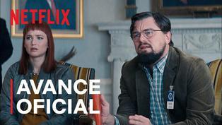 """Disfruta del tráiler de """"No miren arriba"""", nueva película de Leonardo DiCaprio y Jennifer Lawrence"""