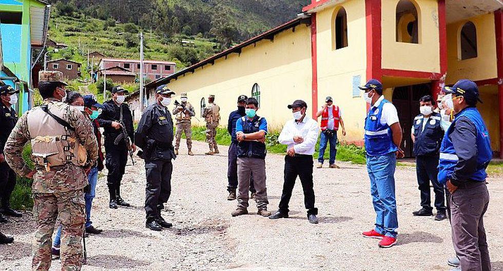 Cuestionan a Región Apurímac por falta de coordinación ante arribo de retornantes