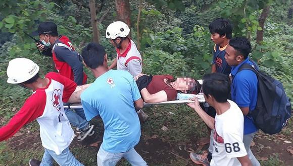 Al menos 50 personas muertas dejan inundaciones en Indonesia (FOTOS)