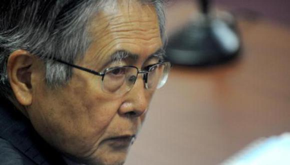 Poder Judicial ordena al INPE reponer teléfono a Alberto Fujimori