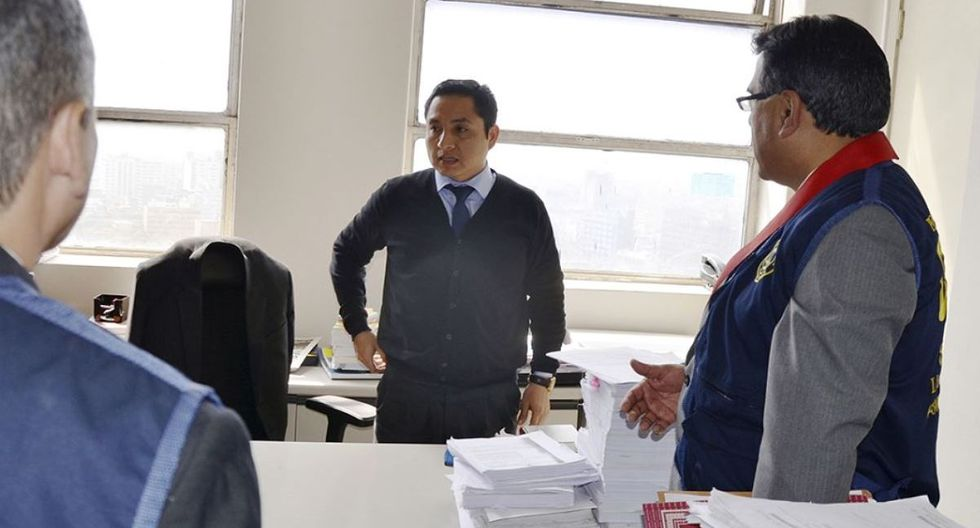 Hugo Velásquez Zavaleta fue suspendido por la OCMA y es investigado por el caso Los Cuellos Blancos del Puerto. (Foto: Difusión)