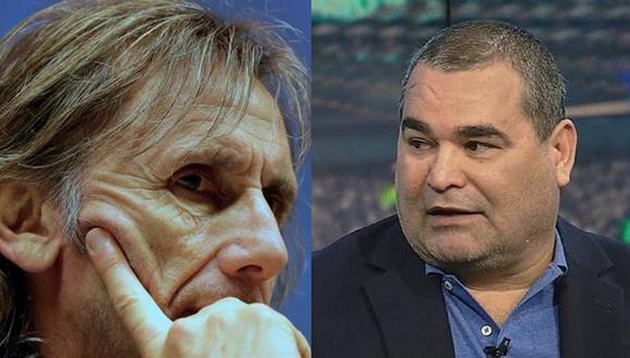 José Luis Chilavert se abalanzó en críticas contra Ricardo Gareca