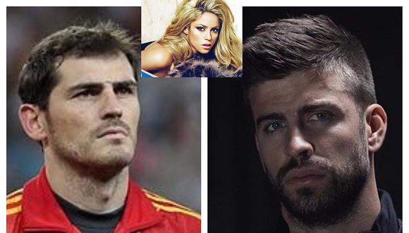 """Shakira: Piqué y Casillas protagonizan """"pelea"""" por entradas para su concierto (FOTO)"""