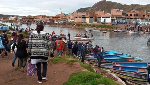 """La región Puno está considerada como una zona de """"Alto Riesgo de Contagio"""" de COVID-19. (Foto: Difusión)"""