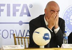 Gianni Infantino indicó que FIFA desaprueba la creación de la Superliga europea
