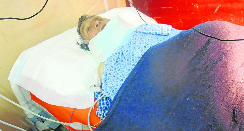 Adicto queda paralítico tras intentar fugar de rehabilitación