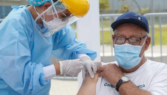 El Ministerio de Salud anunció un envío de 9 mil 360 dosis de la vacuna Pfizer a la región Lambayeque. (Foto: Geresa Lambayeque)