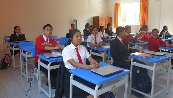 Cada año ingresan 100 escolares al COAR Arequipa