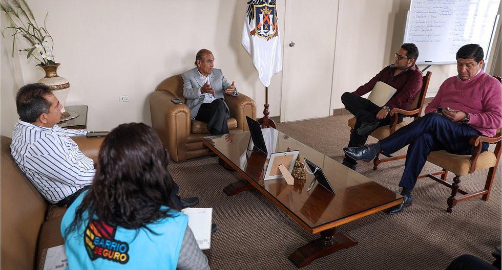 "Barrio Seguro: Piloto de ""No Arrugues"" realizan en Trujillo contra deserción escolar"