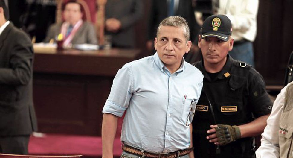 Antauro Humala cumple una pena de 19 años de prisión por el 'Andahuaylazo'. (Foto: GEC)
