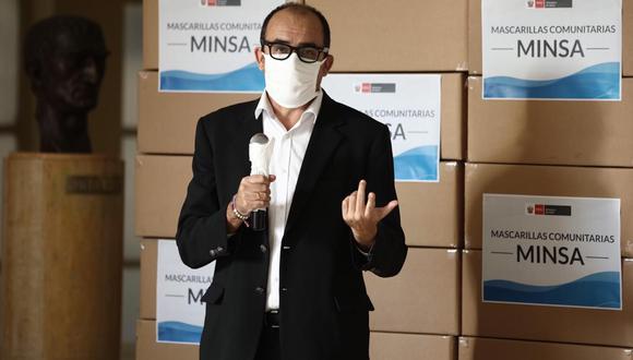 Gerson Villar  (Foto: Joel Alonzo / GEC)