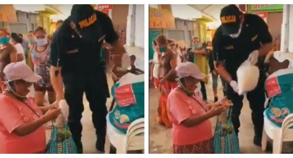 Policía (Foto: Captura Youtube)