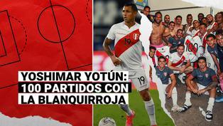 Copa América 2021: Yoshimar Yotún y sus 100 partidos con la selección peruana