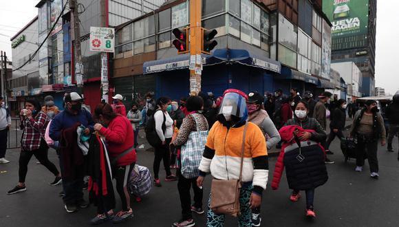 El Día Internacional del Trabajo se celebra el 1 de mayo. (Foto: Andina)