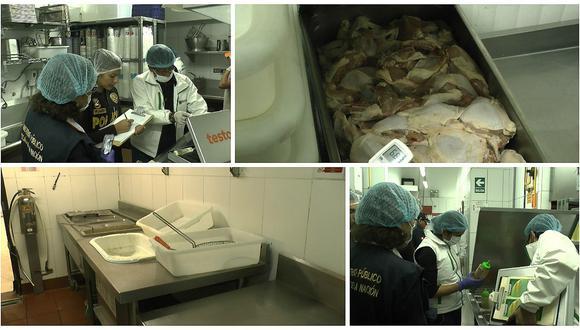 Encuentran panes y salchichas vencidas en conocida cadena de comida rápida