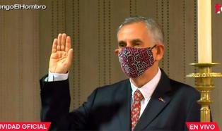 Pedro Francke juró como ministro de Economía y Finanzas (VIDEO)