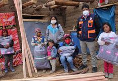 Madre y cinco hijos viven sin techo en Pilcocancha