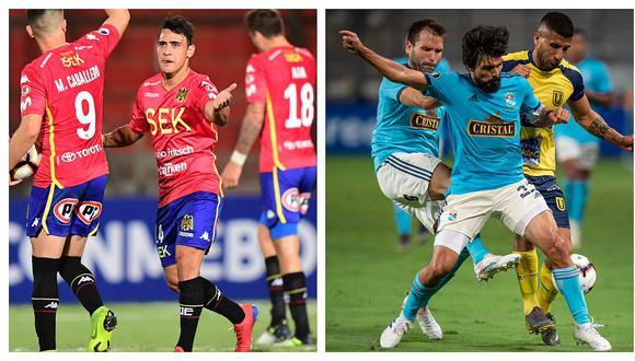 Unión Española cayó 3-0 ante Sporting Cristal en Chile