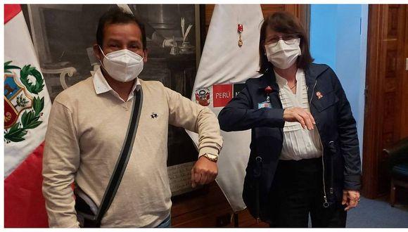 Ministra de Salud se compromete a visitar y reactivar el Hospital San Francisco de Cartavio en La Libertad