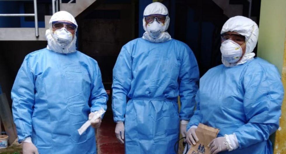 Coronavirus en Perú: se distribuyen 90 toneladas de suministros médicos para atender crisis sanitaria (Foto: EsSalud)