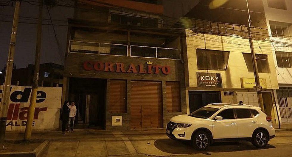 Seis ladrones venezolanos robaron 3 mil soles de pollería en Salamanca