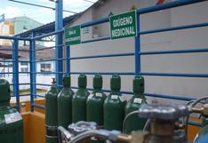 COVID-19: Entregan por segunda vez balones de oxígeno para Huánuco por aumento de casos