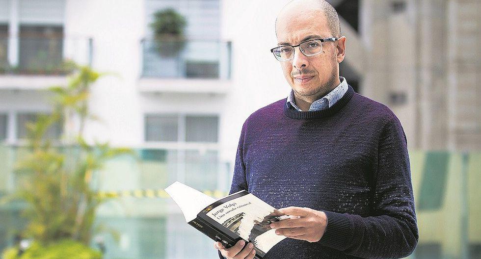 """Escritor Jorge Volpi: """"La corrupción está presente en todos los niveles en México"""""""