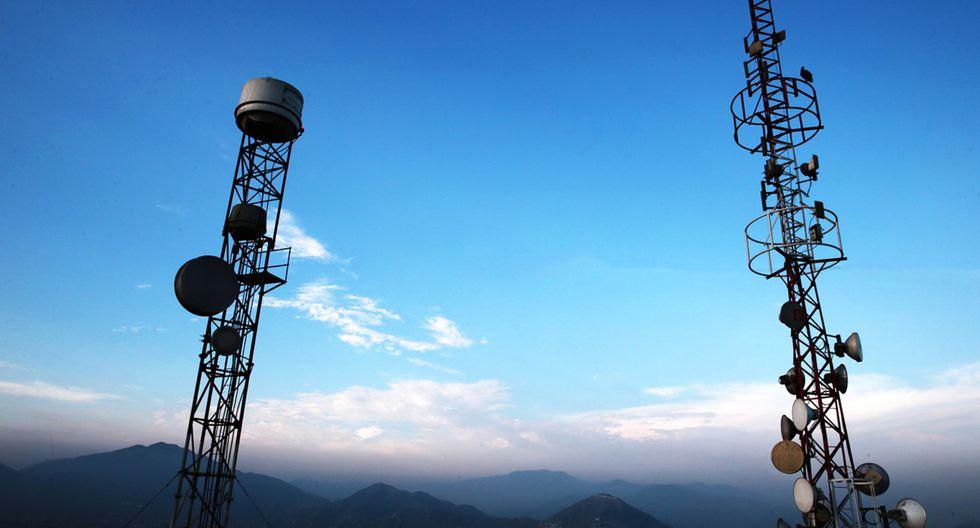 Antenas 5G no genera coronavirus.   Foto: Andina