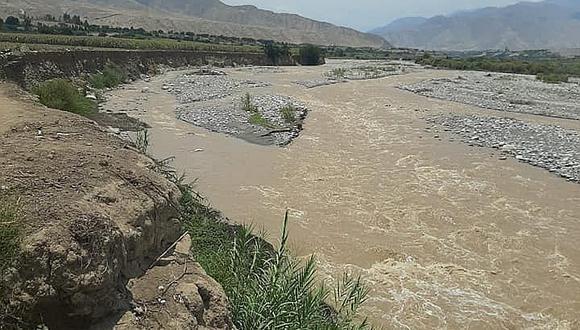 Disminuye captación de agua en galería de filtración en Pisco
