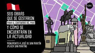 Bicentenario del Perú: Conoce la historia de la Plaza San Martín y cuál es su estado en la actualidad
