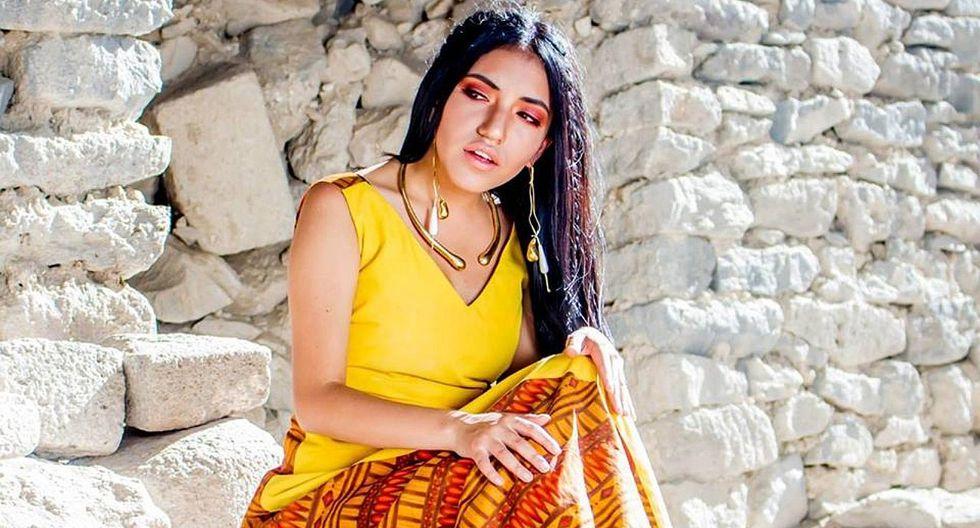 """Renata Flores: """"La gente no habla quechua por miedo a que lo discriminen"""""""