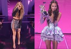 MTV VMAs 2021: Olivia Rodrigo y su reacción al recibir premio de las manos de Jennifer Lopez (VIDEO)