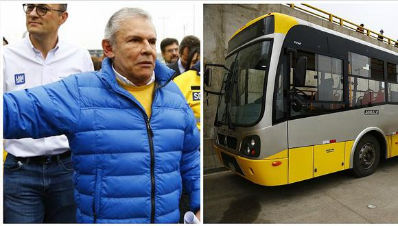 Luis Castañeda inaugura Vía Expresa Línea Amarilla (FOTOS)