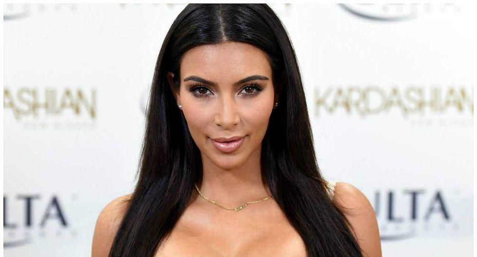 ¡Impactante! Así es el cuerpo de Kim Kardashian sin nada Photoshop [FOTOS]