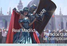 Real Madrid vs. Alavés: los mejores memes del triunfo merengue en LaLiga