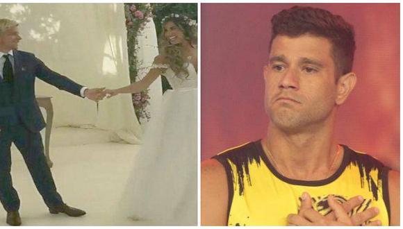 Mario Hart y Korina Rivadeneira: este es el comentario Yako Eskenazi, tras boda inesperada