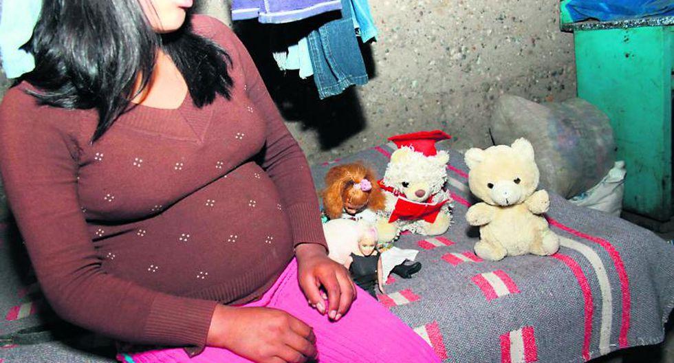 Loreto registra embarazos adolescentes a más corta edad