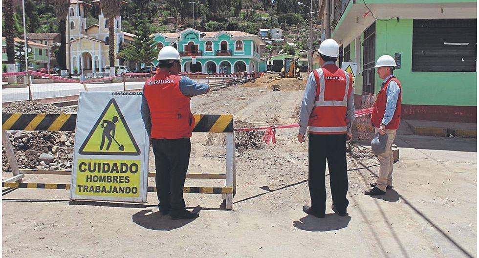Áncash registra solo 21% de avance en gasto para reconstrucción