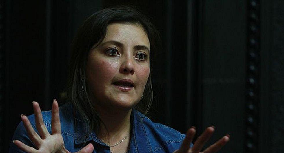 """Yamila Osorio dice a Moquegua: """"Que nos dejen en paz"""""""