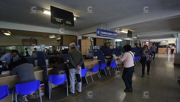 30 mil morosos en Arequipa pasaron al sistema de Infocorp