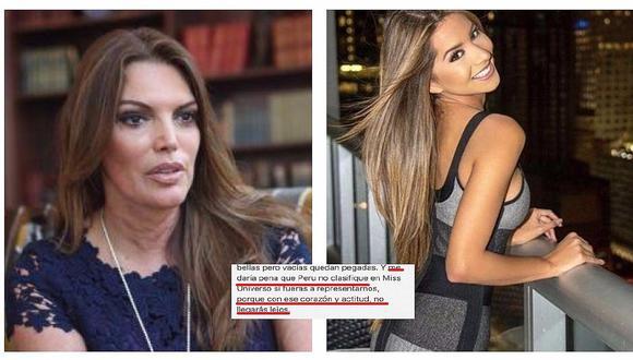 Miss Perú: candidata renunció con extenso mensaje y mandó fuerte indirecta a otra (FOTOS)