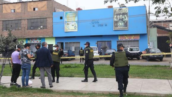 El ministro del Interior, Jorge Montoya, aseguró que la Policía cumplió con los protocolos establecidos en la ley durante el operativo en la discoteca Thomas. (Foto: Gonzalo Córdova/GEC)