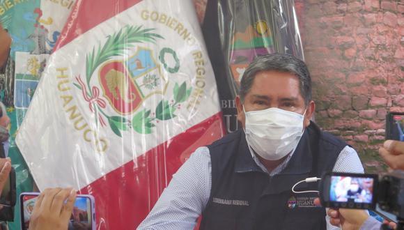 Otra investigación en contra de Juan Alvarado/foto. Correo