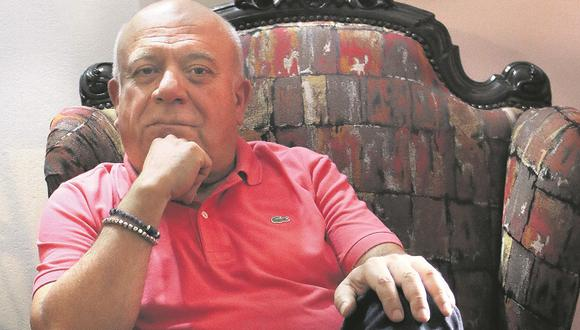 Carlos López Degregori (Foto: Britanie Arroyo)