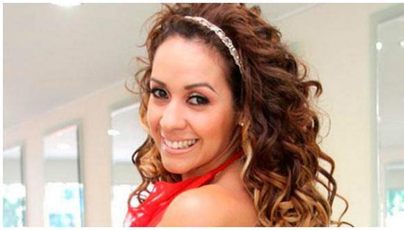 Dorita Orbegoso afirma no salir en supuesto video íntimo y envió carta notarial
