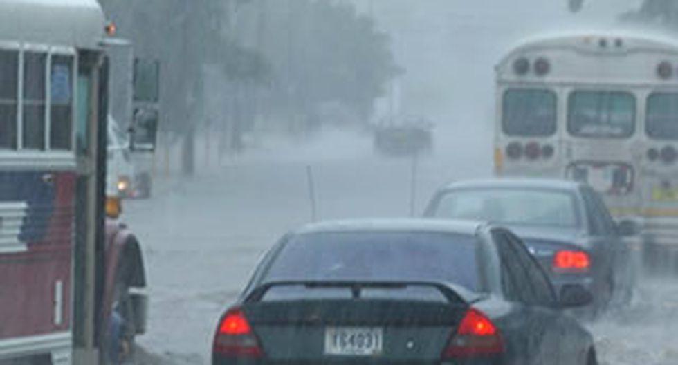 Declaran en emergencia tres ciudades afectadas por lluvias en Panamá